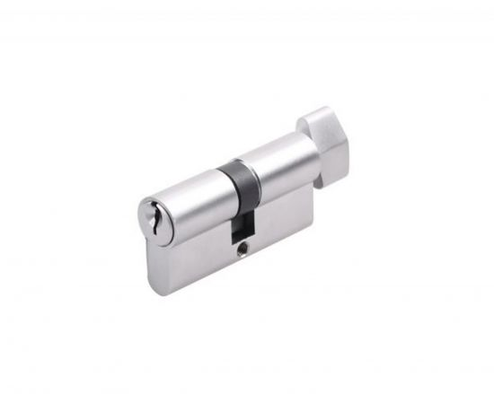 Key & turn lock cylinder
