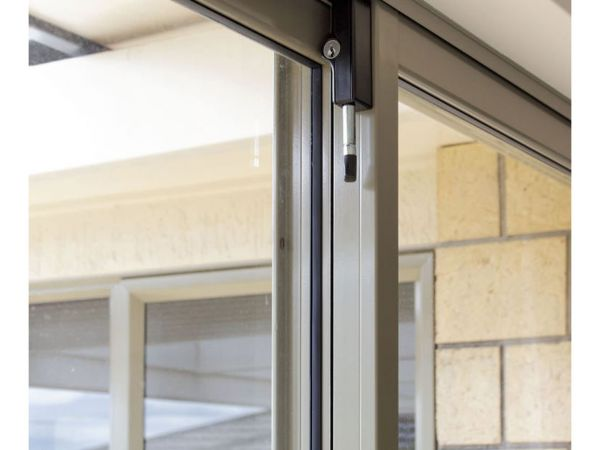 Window Security Including Safety Stays And Window Locks