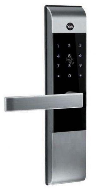 Yale Digital Door Lock Entrance Set Keyless Entry Yale