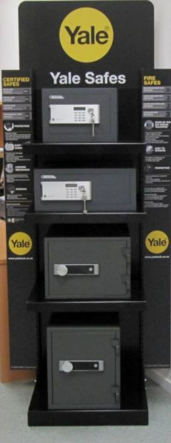Security Safe Yale Certified Home Gun Amp Fire Rated Safe