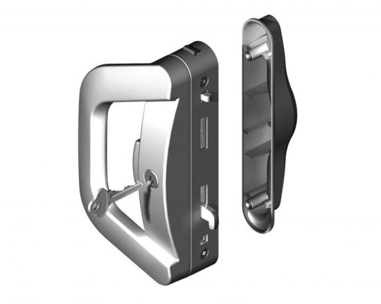 Albany dead locking handle