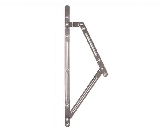 4 Bar S/Steel friction stay