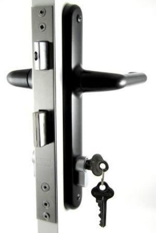 Locks - Aluminium Hinged Door