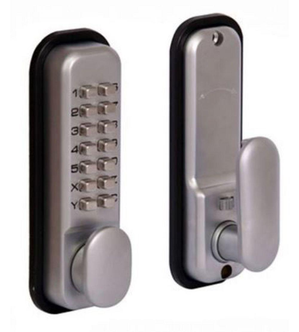 Digital Door Amp Gate Lock Keyless Entry