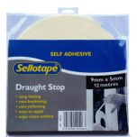 Sellotape Draught Stop