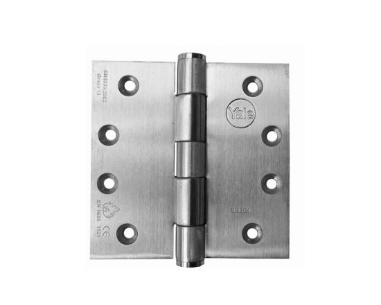 Yale 100 x 100 butt hinge - 304SS