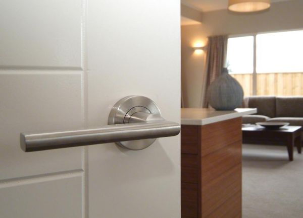 Schlage door furniture