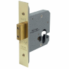 Euro Deadbolt Lock 45 & 57mm Back-set