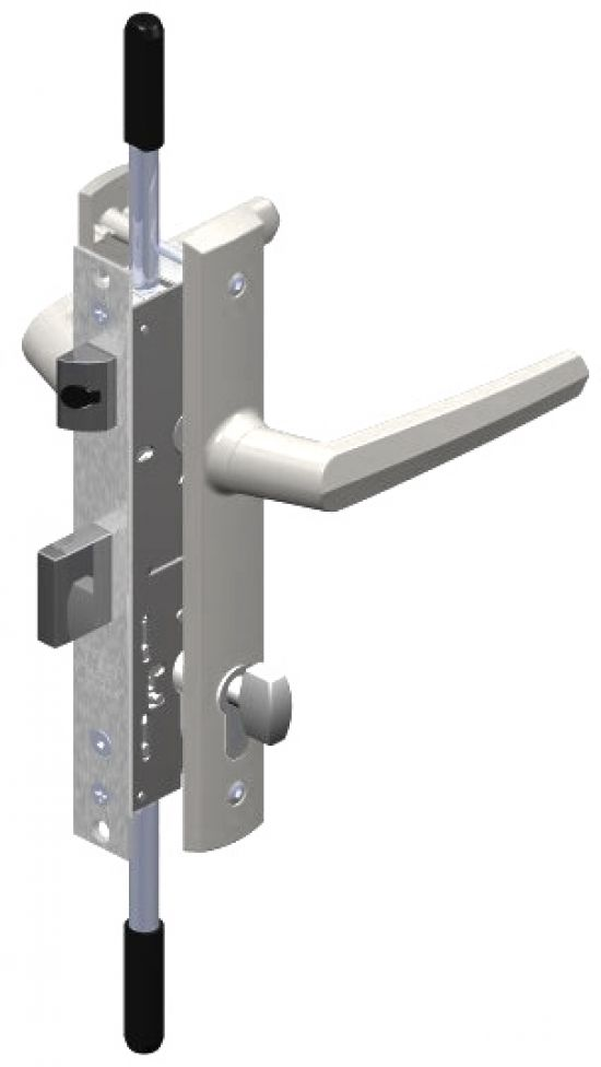 Optimum 4pt lock