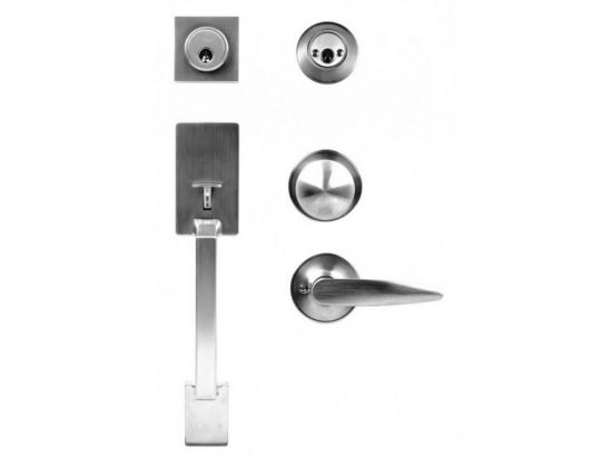 Alexander gripset entrance door lock