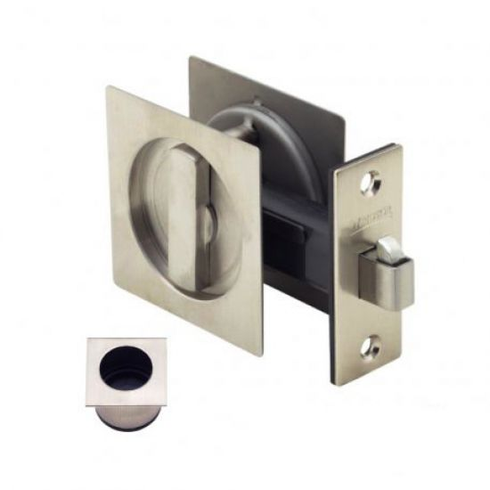 Cavity slider privacy set