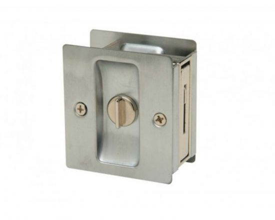 Schlage cavity sliding privacy set