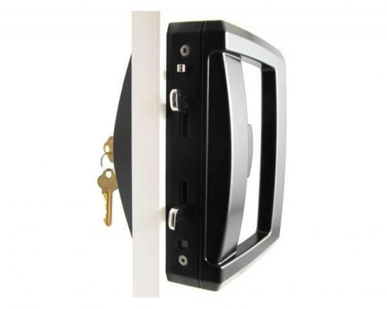 Aria Endeavour locking sliding door lock