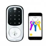 Yale Assure Keyed Electronic  Deadbolt /w Bluetooth - SN