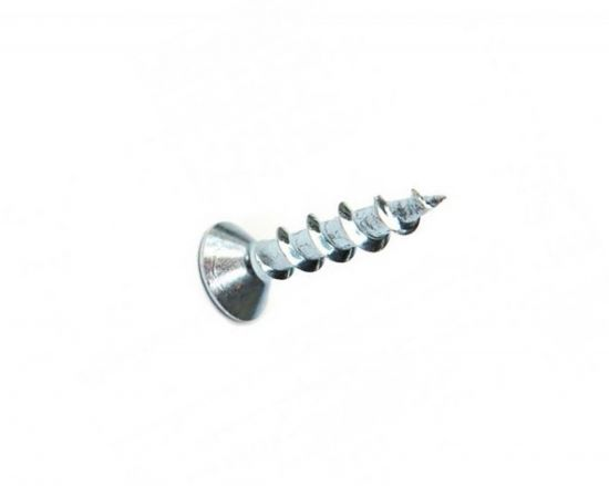 Timber door hinge screw