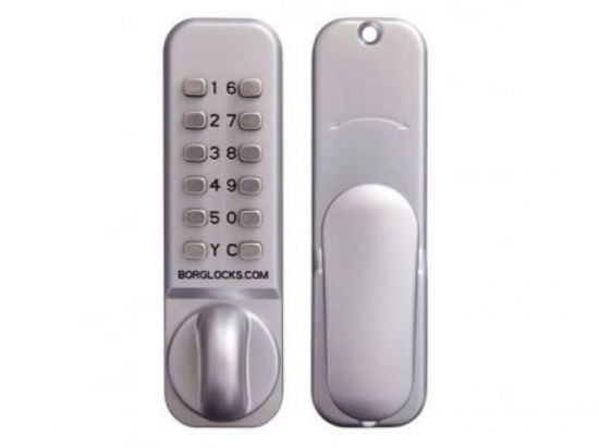 Borg 2901 Easicode digital lock