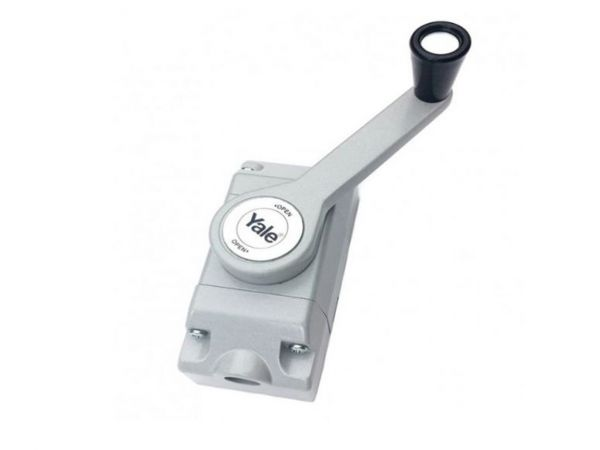 Interlock shaft & lever gearbox