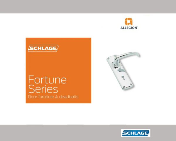 Schlage Fortune series