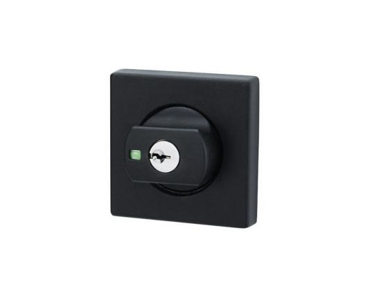 Paradigm Square double cylinder dead bolt