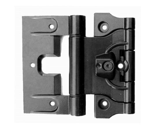 APL 100mm adjustable door hinge
