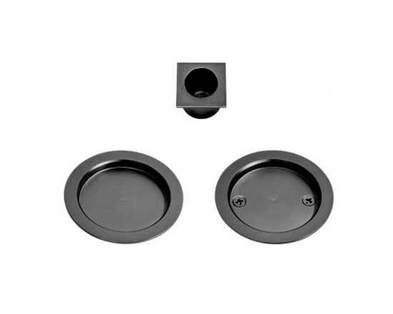 Round cavity sliding passage set
