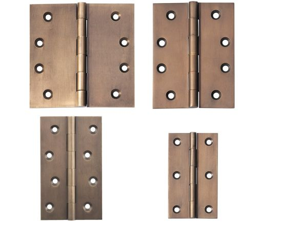 Tradco fixed pin hinges - AB