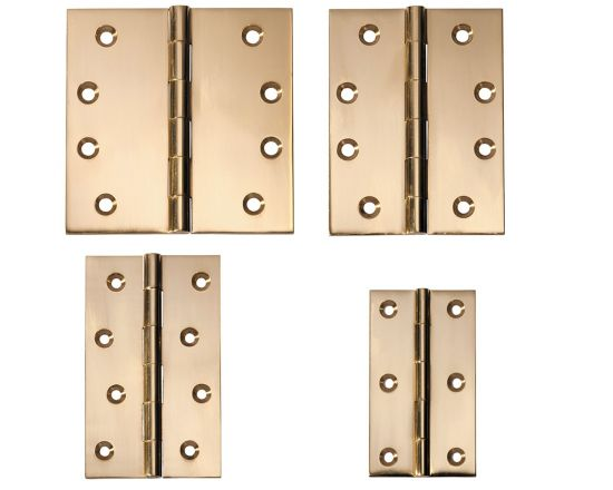 Tradco fixed pin hinges - PB