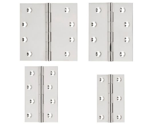 Tradco fixed pin hinges - PN