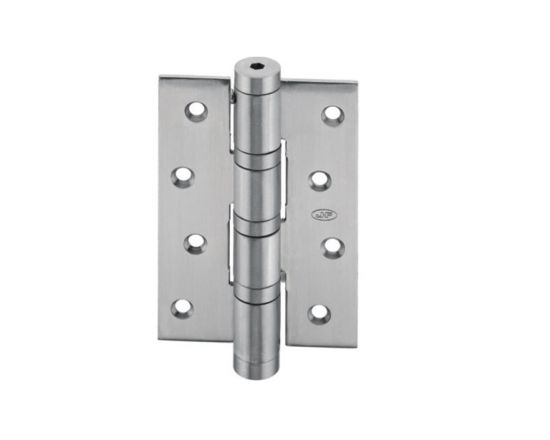 JNF Single action spring hinge with ball bearings